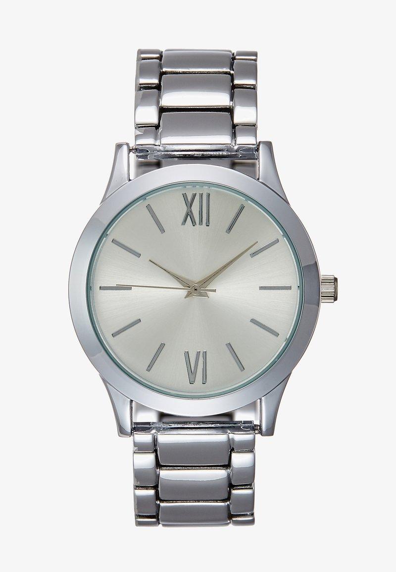 Even&Odd - Horloge - silver-coloured