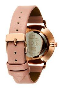 Even&Odd - Horloge - rose - 1