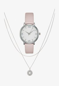 Even&Odd - Horloge - rose - 1