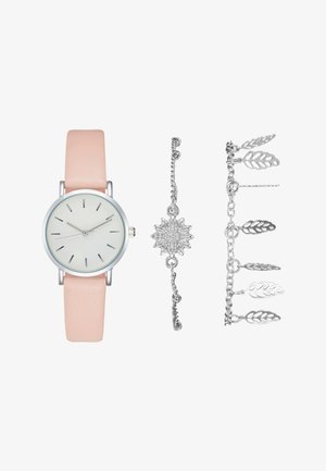 SET - Horloge - rose/silver-coloured