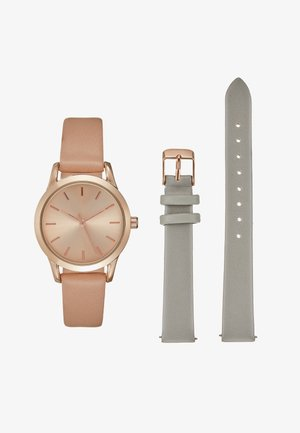 Horloge - grey/nude