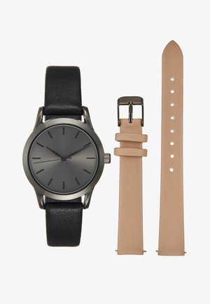 Montre - black/nude