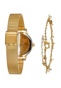 Even&Odd - SET - Horloge - gold-coloured - 1