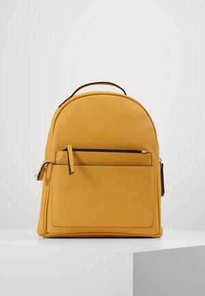 Ryggsekk - yellow