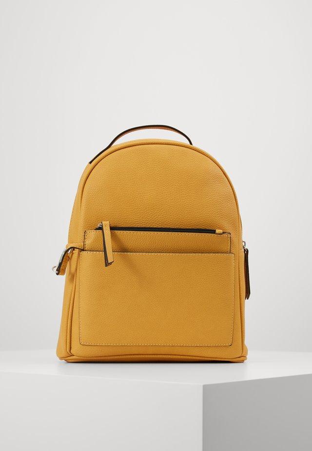 Plecak - yellow