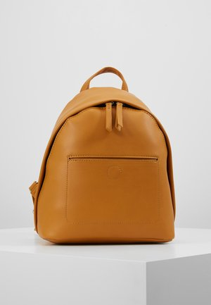 Rucksack - dark yellow