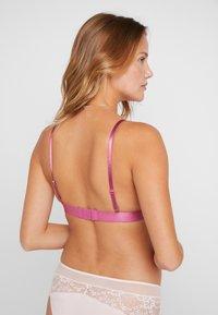 Even&Odd - 3 PACK - Triangle bra - pink - 2