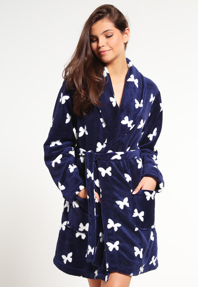Even&Odd - Dressing gown - dark blue