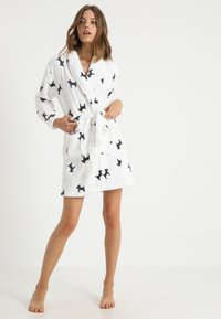 Even&Odd - Dressing gown - white - 1
