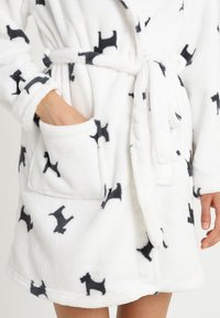 Even&Odd - Dressing gown - white - 5