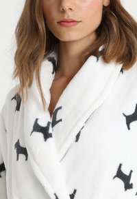 Even&Odd - Dressing gown - white - 3