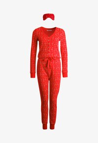 Even&Odd - Pyjama - red - 4