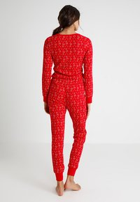 Even&Odd - Pyjama - red - 2