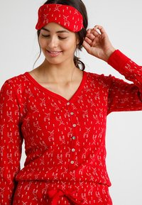 Even&Odd - Pyjama - red - 3