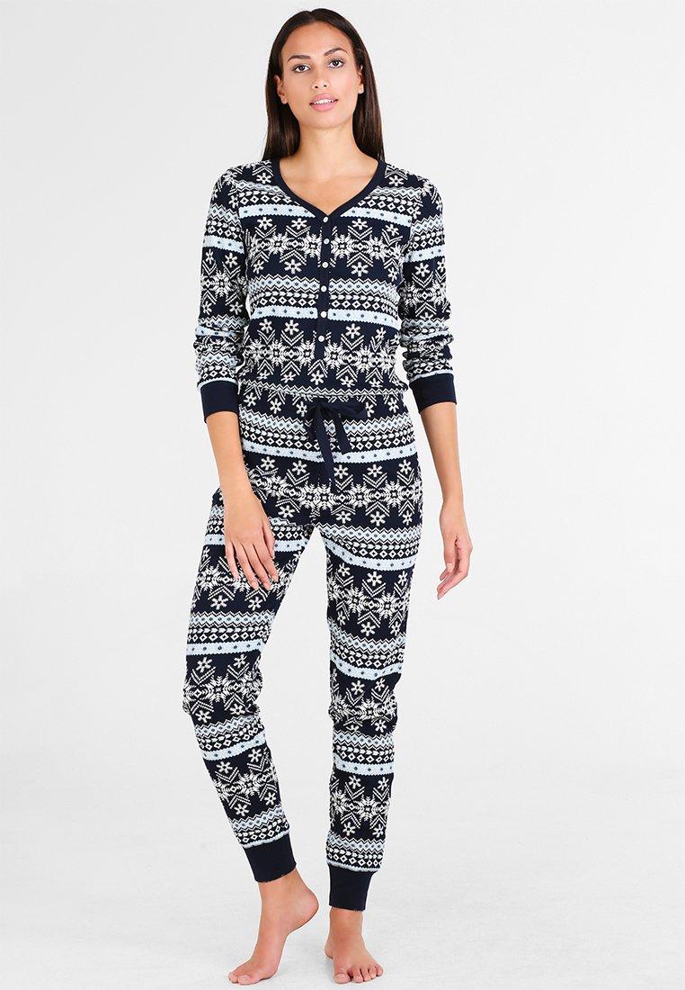 Even&Odd - Pyjamas - dark blue