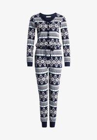 Even&Odd - Pyjamas - dark blue - 4