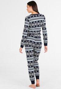 Even&Odd - Pyjamas - dark blue - 2