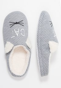 Even&Odd - Slippers - grey - 3
