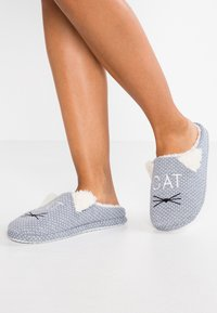 Even&Odd - Slippers - grey - 0