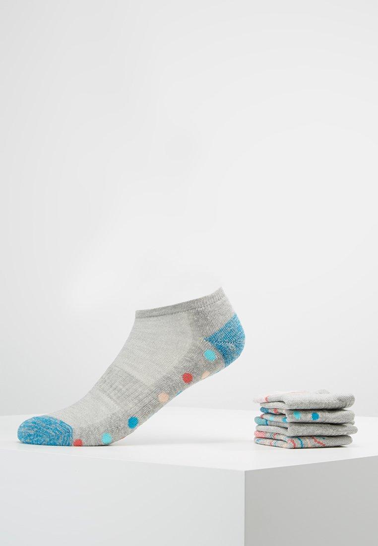 Even&Odd - 5 PACK - Socks - grey