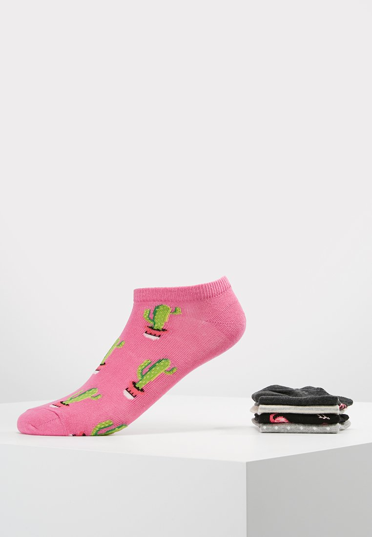 Even&Odd - 5 PACK - Calze - pink