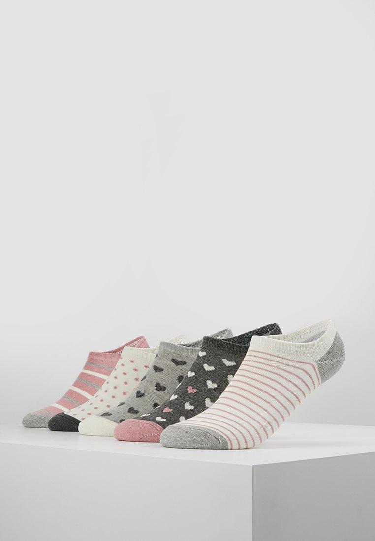 Even&Odd - 5 PACK - Socks - multicoloured/pink