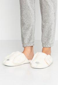 Even&Odd - Slippers - white - 0