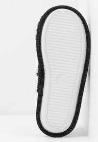 Even&Odd - Pantofole - black - 6