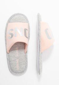 Even&Odd - Domácí obuv - pink - 3