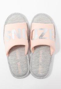 Even&Odd - Domácí obuv - pink - 7