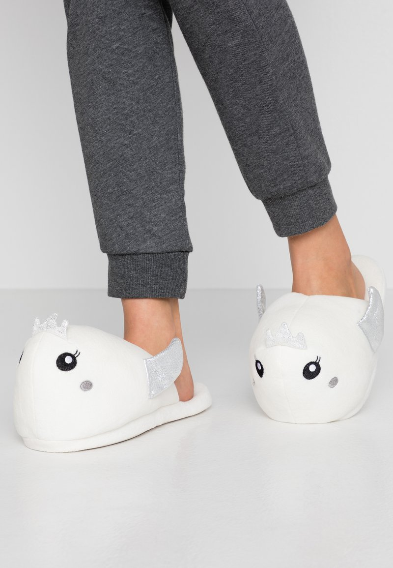 Even&Odd - Chaussons - white