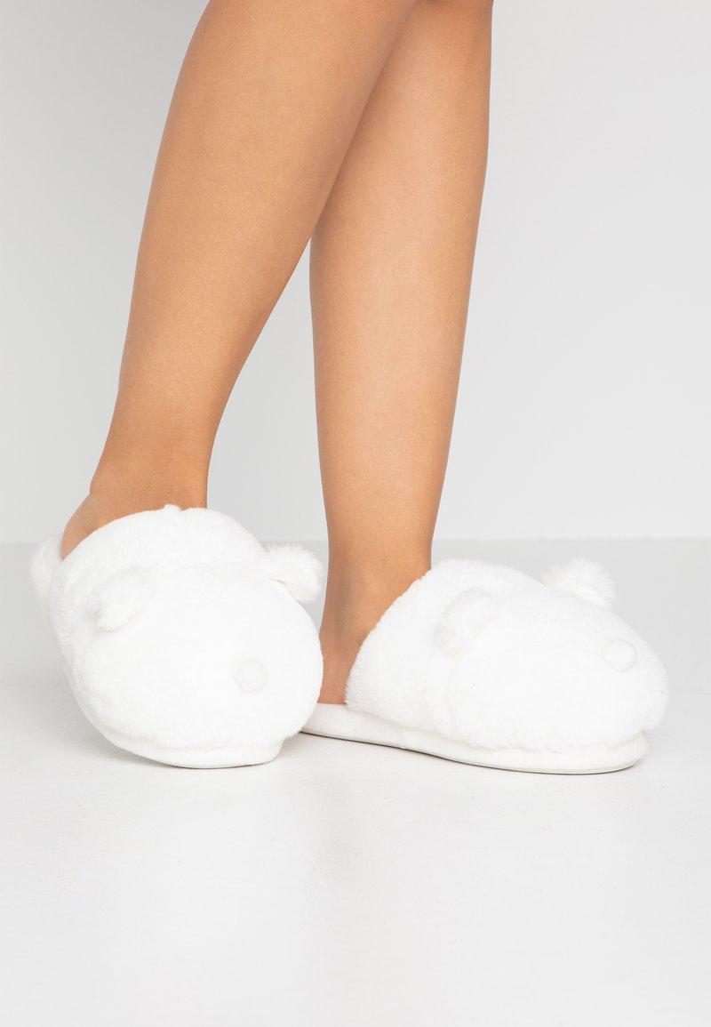 Even&Odd - Slippers - white