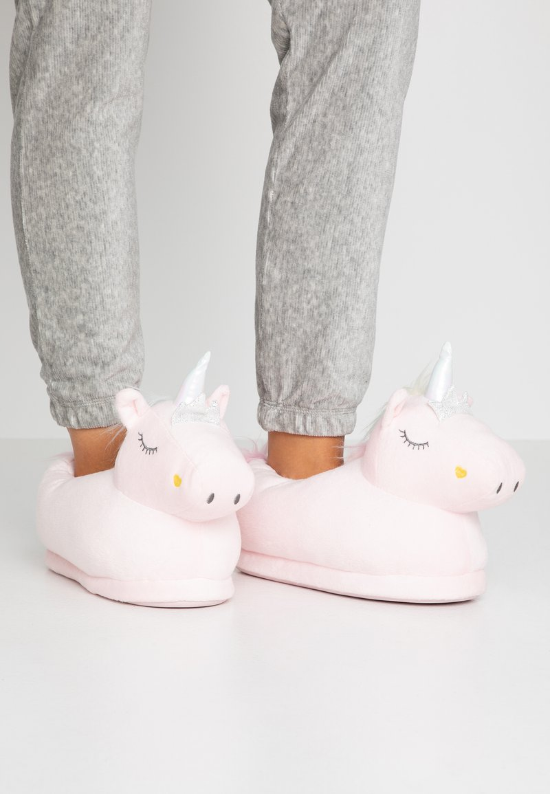 Even&Odd - Slippers - pink