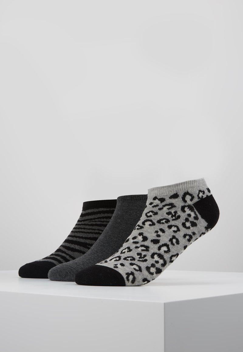 Even&Odd - 7 PACK - Sokker - grey