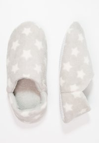 Even&Odd - Slippers - light grey marl - 2