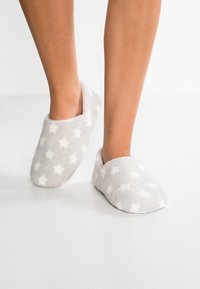 Even&Odd - Slippers - light grey marl - 0