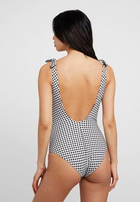 Even&Odd - Maillot de bain - white/black - 2