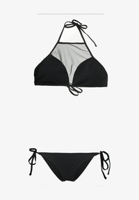 Even&Odd - SET - Bikini - black - 4