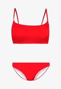 Even&Odd - SET - Bikinit - red - 4