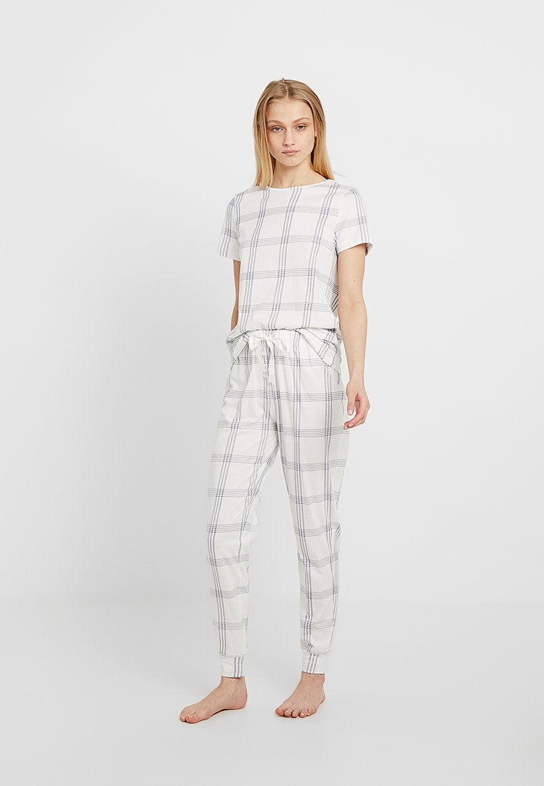 Even&Odd - SET - Pyjamas - grey/white