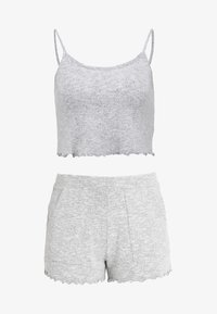 Even&Odd - Pyjamaser - mottled light grey - 4