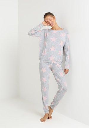 Pyžamová sada - grey