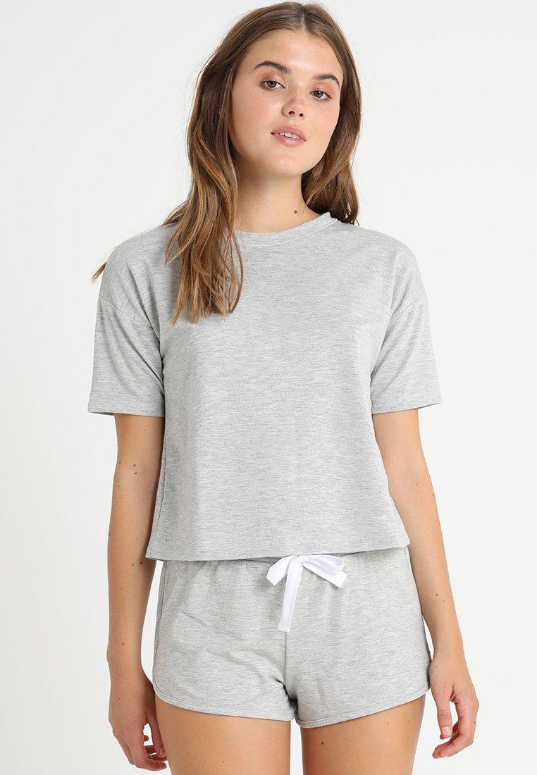 Even&Odd - SET - Pyžamová sada - light grey