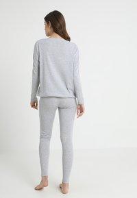 Even&Odd - Piżama - grey - 2