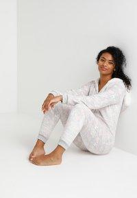 Even&Odd - Pyjama - grey - 1