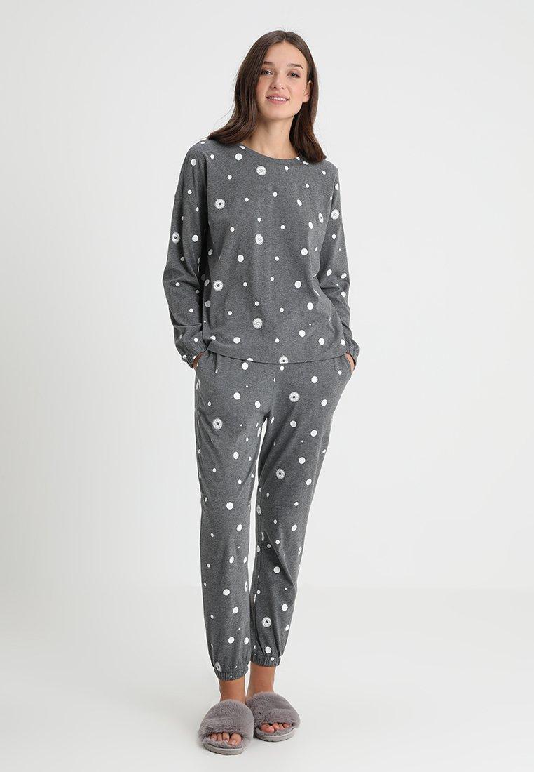 Even&Odd - SET - Pyjama set - dark grey
