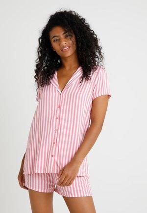 SET - Pyžamová sada - white/pink