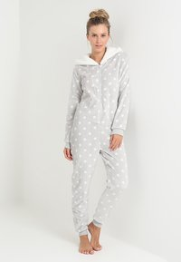 Even&Odd - Pyjamas - grey/white - 1