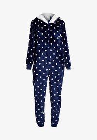 Even&Odd - Pyjama - dark blue - 4