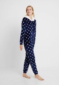 Even&Odd - Pyjama - dark blue - 1